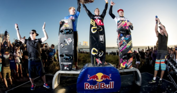 Red Bull King of the Air 2014
