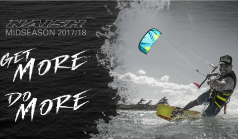 Naish Kiteboarding Mead Season